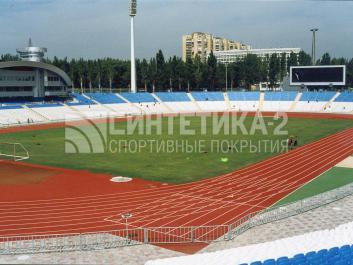 """Объект: """"Стадион"""" г. Донецк (Украина), Синтетика-2 ©"""