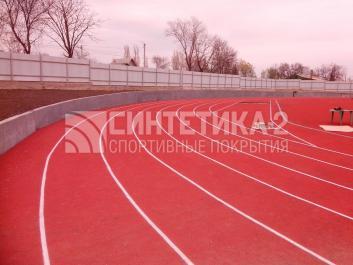 """Объект: """"Стадион"""" г. Новошахтинск, Синтетика-2 ©"""